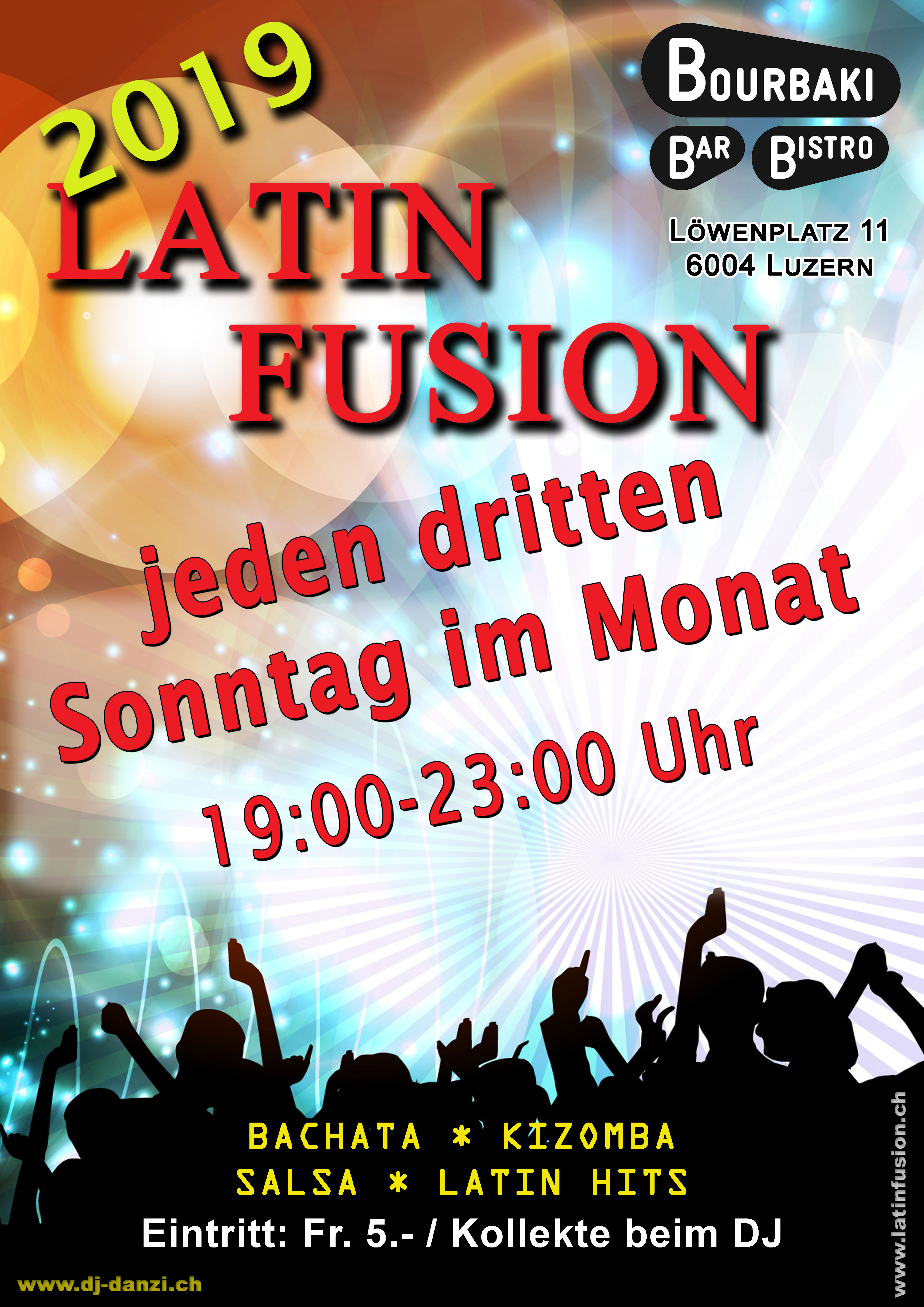 Flyer Latin Fusion PS 2019 3